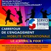 1er carrefour de l'engagement et de la mobilité internationale !