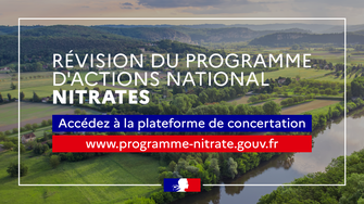 Révision du programme d'action national Nitrates